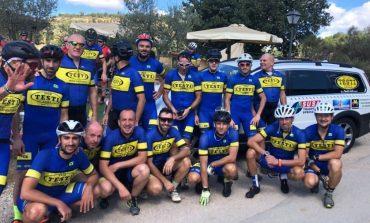 Ciclismo MTB: la Testi Cicli sul podio del Mondiale Master